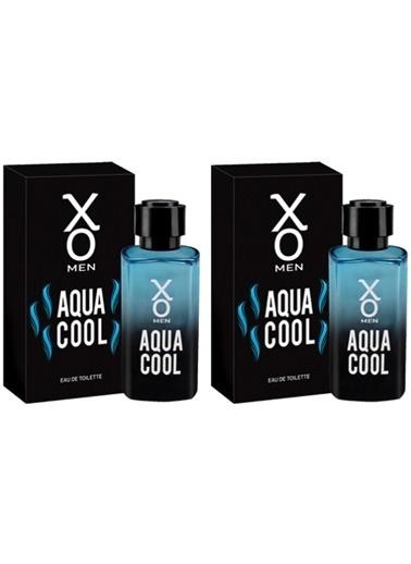 Xo Xo Aqua Cool Men Edt Parfüm 100 Ml X 2 Adet Renksiz